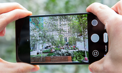 Features of Smartphone Cameras