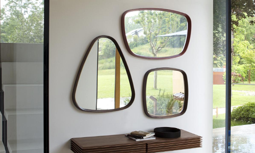 Home Improvement with different Types of Mirrors