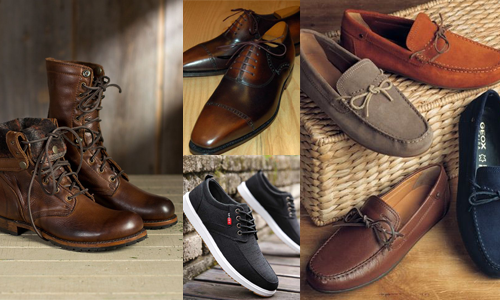 Men's Footwear: Shoes and its different types