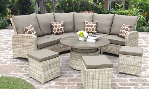 The best garden furniture for your outdoor space